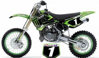 Kawasaki KX85-II Monster Energy