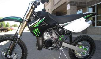 2010 Kawasaki KX85 Monster Energy