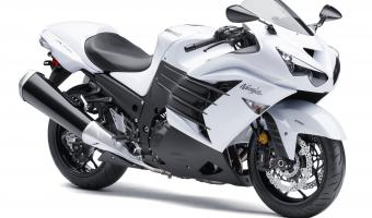 2011 Kawasaki Ninja ZX-14 Supersport