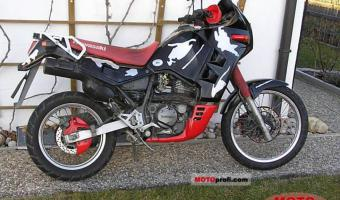 1989 Kawasaki Tengai (reduced effect) #1