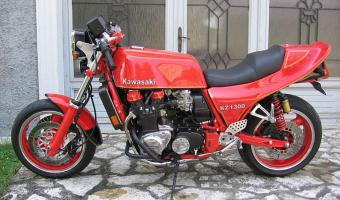 1983 Kawasaki Z1300 (reduced effect) #1