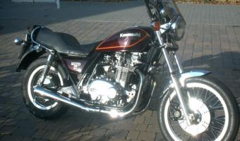 Kawasaki Z750 LTD Twin