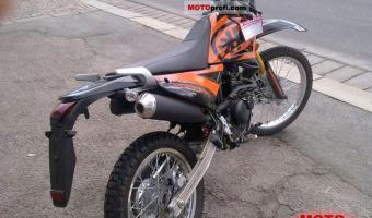 2008 Kreidler Enduro 125 DD Reduced Effect