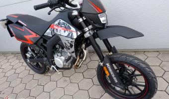 2008 Kreidler Supermotard 125 DD Reduced Effect #1