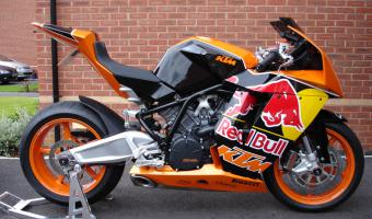2010 KTM 1190 RC8 R Red Bull Limited Edition