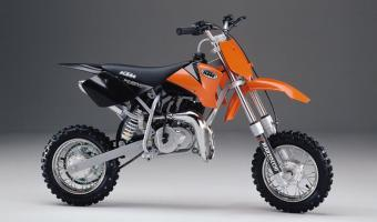 2003 KTM 50 Junior Adventure