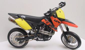 2003 KTM 660 Supermoto Factory Replica #1