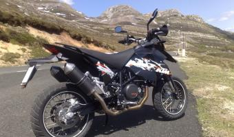 2010 KTM 690 Supermoto Limited Edition #1
