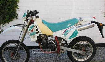 1991 KTM Enduro 600 LC 4 Competition