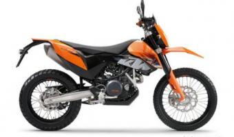 1989 KTM Enduro 600 Rallye (reduced effect)