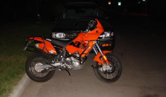 KTM Incas 600 LC 4 (reduced effect)
