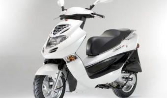 Kymco Bet and Win 125