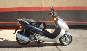 2007 Kymco Bet and Win 250 #1