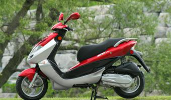 2008 Kymco Bet and Win