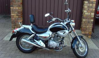 2005 Kymco Hipster 150