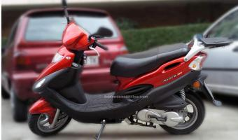 2004 Kymco Movie XL 150
