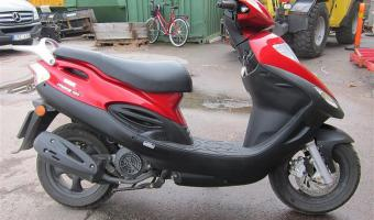2007 Kymco Movie XL 150
