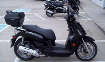 2010 Kymco People S 250 #1