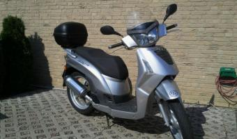 2006 Kymco People S 50 4T #1