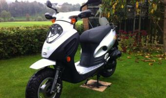 2007 Kymco Top Boy 50 Off Road