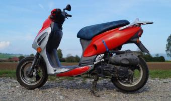 Kymco Top Boy 50 On Road