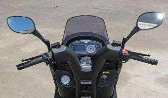 Kymco Yager GT 200i