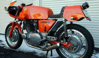 Laverda 600 SFC (reduced effect)
