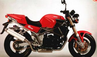 1998 Laverda 650 Ghost Legend #1