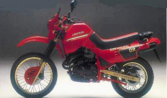 1987 Laverda OR 600 Atlas #1