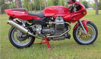 1991 Moto Guzzi 1000 Daytona Injection #1