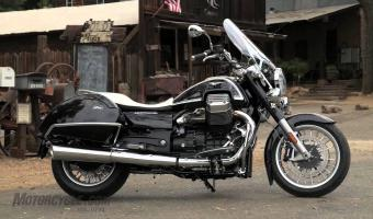 2014 Moto Guzzi California 1400 Touring #1