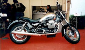 Moto Guzzi California Stone Metal