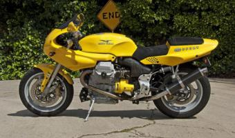 1998 Moto Guzzi Sport 1100 Injection #1