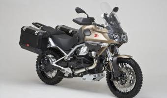 Moto Guzzi Stelvio TT