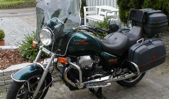 1988 Moto Guzzi V1000 California III Injection #1