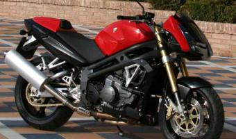 2009 MZ 1000 SF StreetFighter #1
