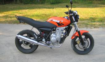 MZ RT 125 Striker
