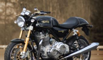 2011 Norton Commando 961 Cafe Racer #1