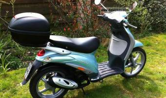 2005 Piaggio Liberty 50 Catalyzed