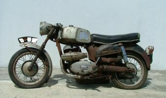 Puch GS 125 HF