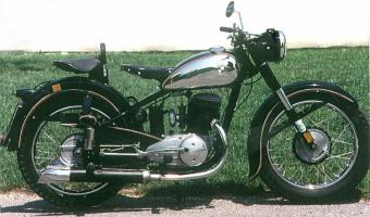 Puch GS 250 HF