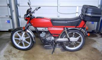 Puch GS 504 F 4 T