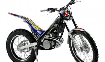 2007 Sherco 125cc Enduro Shark Replica #1