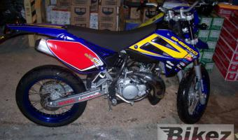 2007 Sherco 50cs SM  Cup Replica