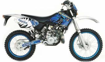 2006 Sherco Shark 50 Enduro #1