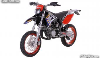 2006 Sherco Shark 50 Supermotard
