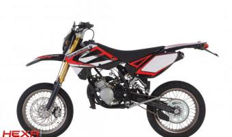 2011 Sherco SM 0.5 Black Panther