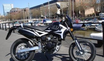 Sherco SM 4.5i-F Black Panther