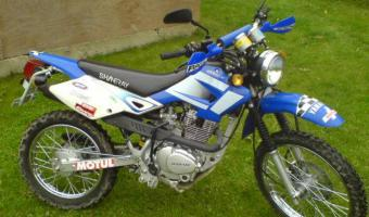 2011 Shineray XY125GY-6