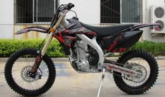 2011 Shineray XY250GY-2